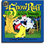 Doggy Dramas_Comic Book_Fairy Tale_Snow White_Parody
