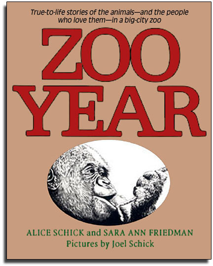 Zoo Year_Nature Book_Alice Schick_Joel Schick_Sara Ann Friedman