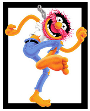 Muppets_Animal_Dancing