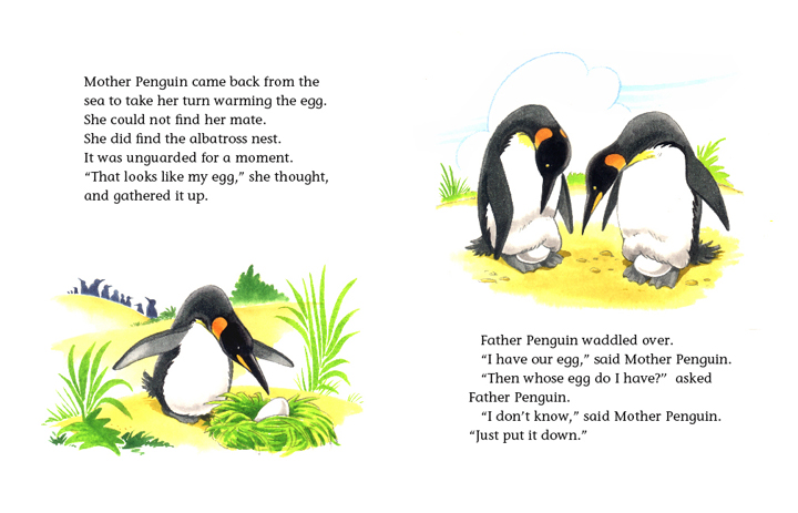 Read-Aloud Book_The Penguin Child and the Albatross Child_Hatching eggs_3