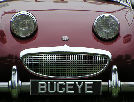 Faces_Inanimate Objects_Austin_Healy_Bug Eye