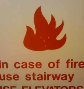 Faces_Inanimate Objects_Fire Sign