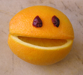 Faces_Inanimate Objects_Orange