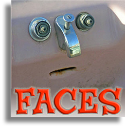 Faces_Inanimate Objects
